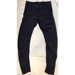 Pantalon Blue fonceé