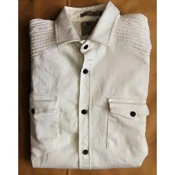 Chemise poches