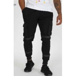 pantalon fashion noir