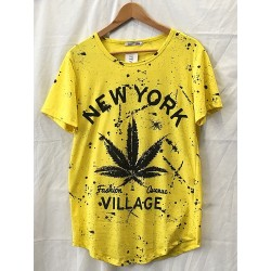 T-shirt cannabis