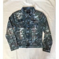 Veste camouflage  BLEU