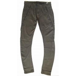 Pantalon Boutons côté