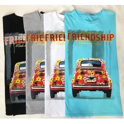 T-shirt Fiat 500